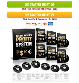 TR Profit System by Toshko Raychev - Forex EA Download