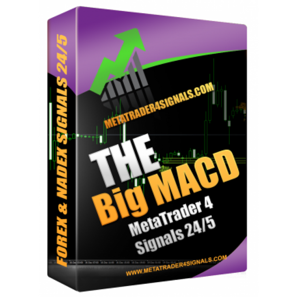 The Big MACD Software - Forex EA Download