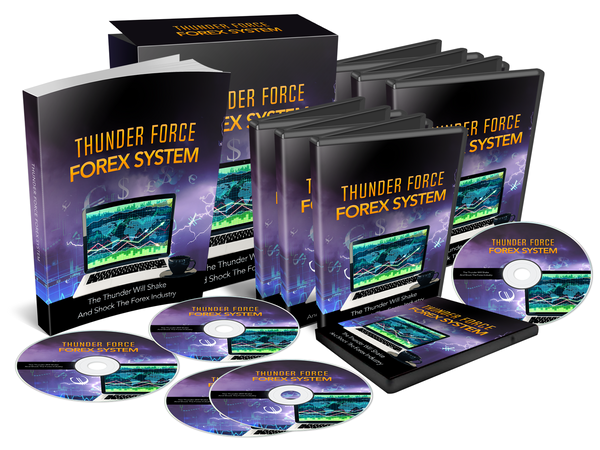 Thunder Force Forex System - Forex EA Download