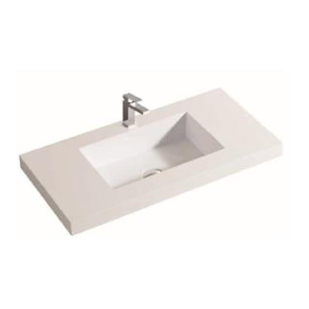 Single Basin Polyurethane Top 750 x 370 x 140mm