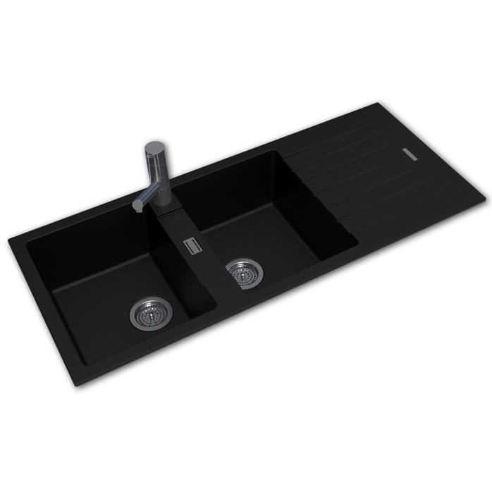 Kitchen Sink Double Bowl- BKSD1150