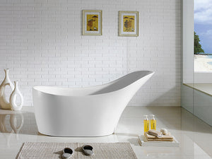 Free Standing Bath Tub- Bevel1700