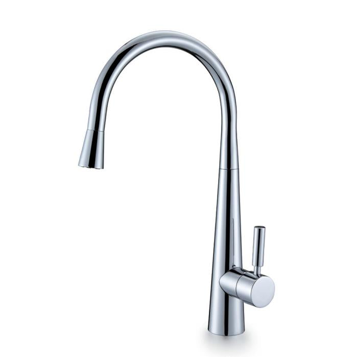 Kitchen Sink Mixer chrome-PDM005