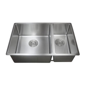 Kitchen Sink Double Bowl Under Mount- PKS660D
