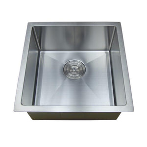 Kitchen Sink Single Bowl Under Mount- PKSS-450