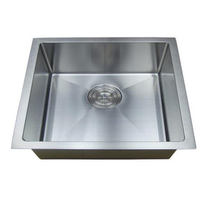 Kitchen Sink Single Bowl Under Mount- PKSS-550