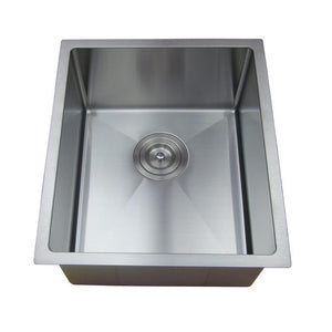 Kitchen Sink Single Bowl Under Mount- PKSS-400