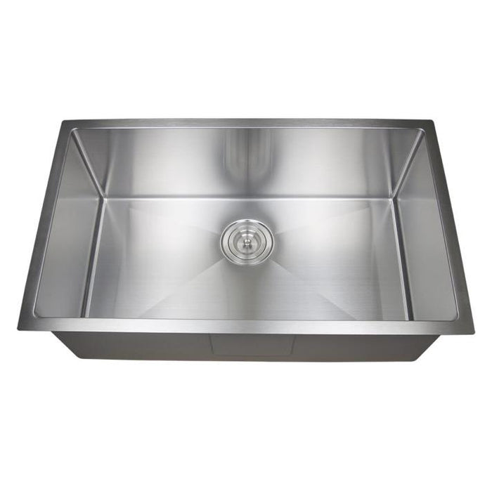 Kitchen Sink Single Bowl Under Mount- PKSS-750