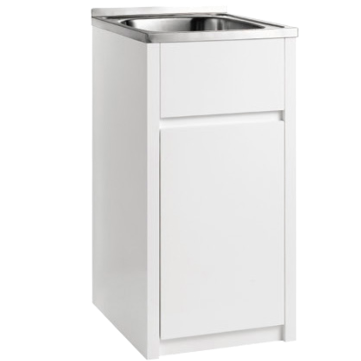 Laundry Tub Stainless Steel 454 x 555 x 890mm