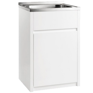 Laundry Tub Stainless Steel 597 x 495 x 890mm