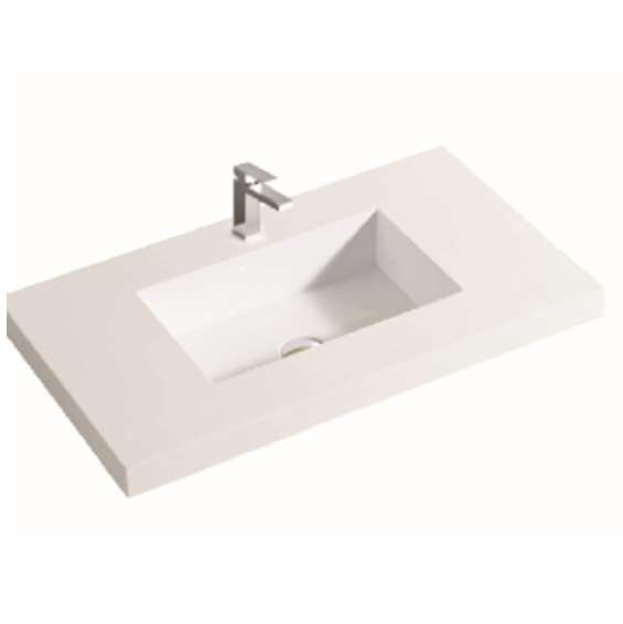 Single Basin Polyurethane Top 750 x 460 x 140mm