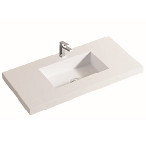 Single Basin Polyurethane Top 900 x 460 x 140mm