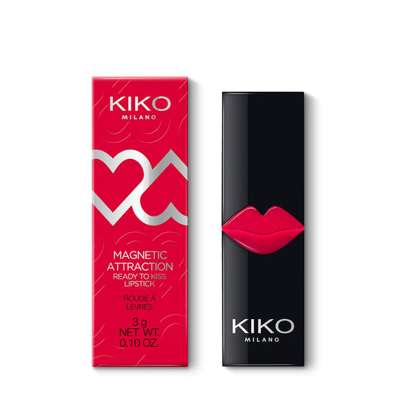KIKO Milano Magnetic Attraction Ready to Kiss ruž - Crush on Rose