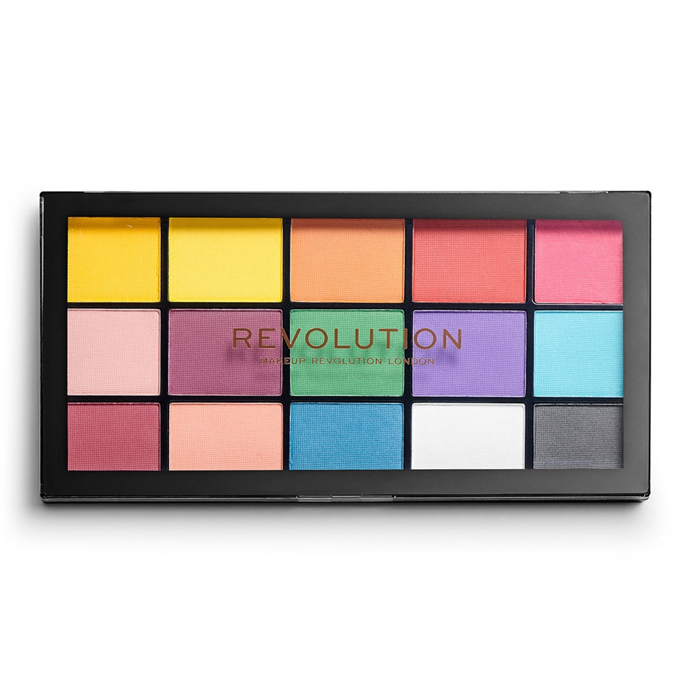 Revolution Reloaded paleta Marvellous Mattes