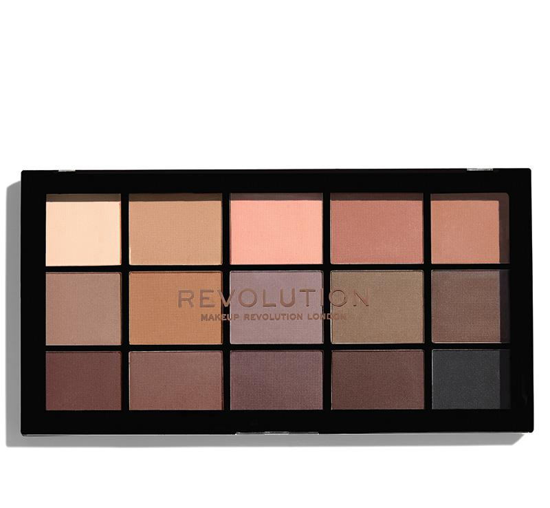 Revolution Reloaded paleta - Basic mattes