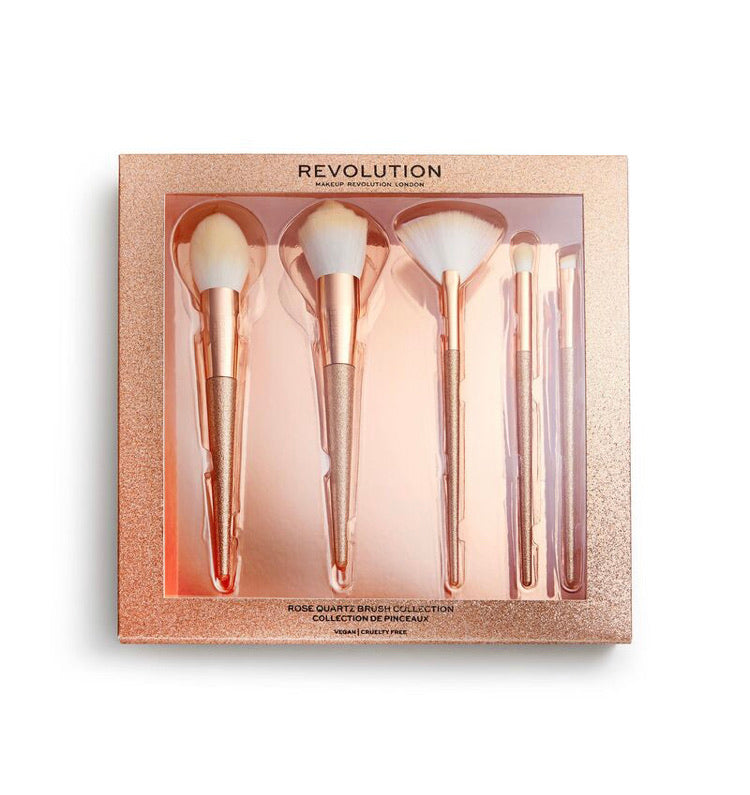 Revolution Set kistova Rose Quartz