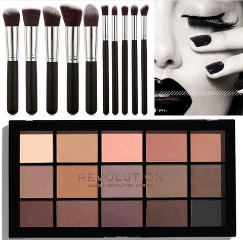 Set Basic Mattes