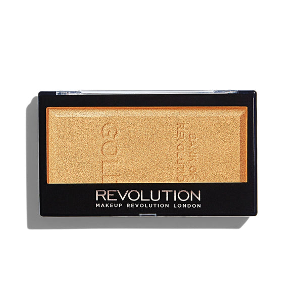 Revolution Ingot Highlighter Gold