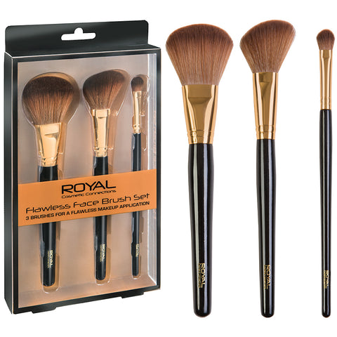 Set kistova Royal Flawless Face