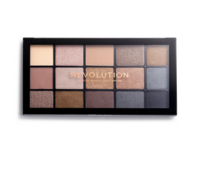 Revolution Reloaded paleta - Smoky Neutrals