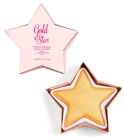 Revolution highlighter - Star Of The Show - Gold Star