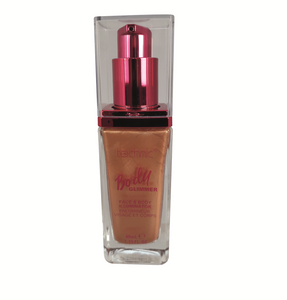 Technic Body Glitter Illuminator - Sunset