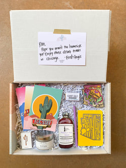 Love From Tucson Pre-Made Gift Box