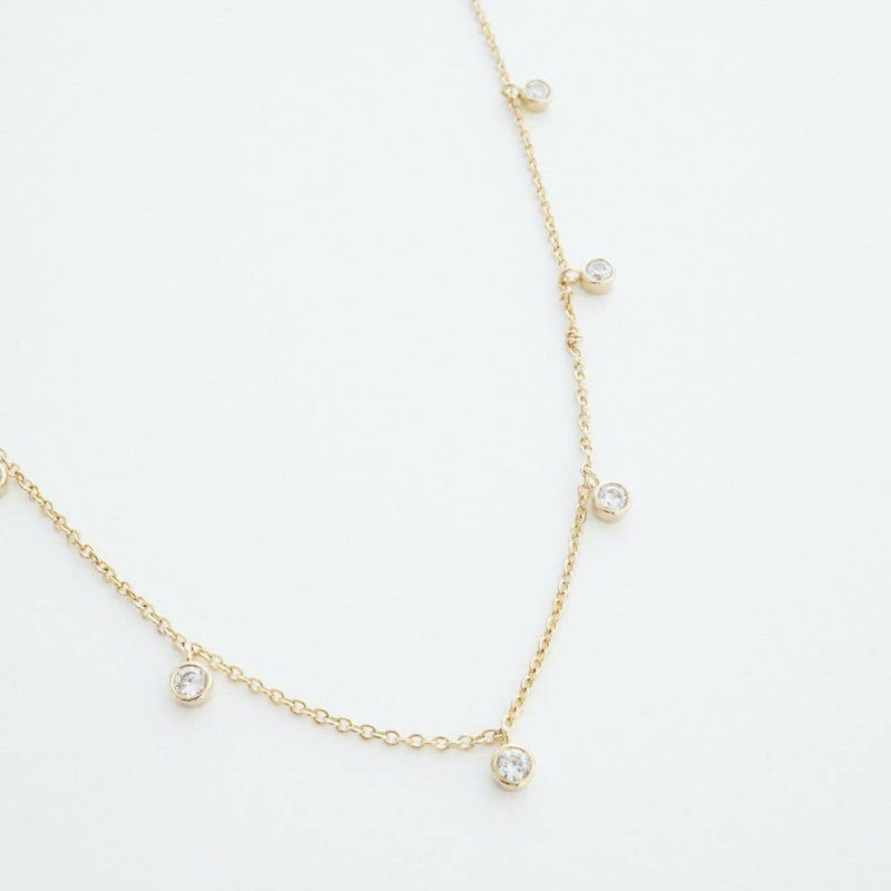 Crystal Stardust Necklace