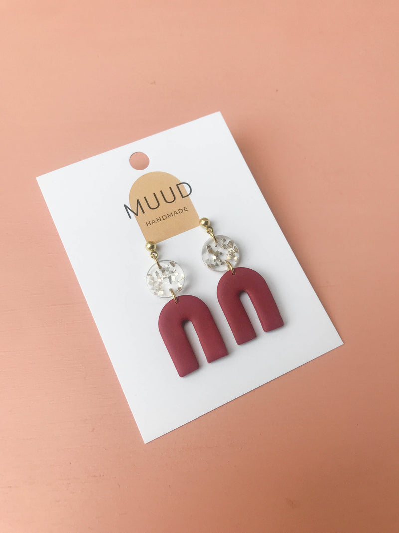 Everly Arch Earrings