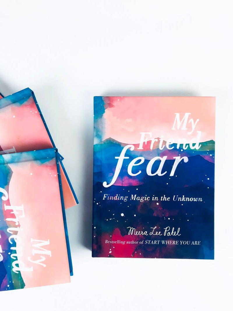 My Friend Fear Book