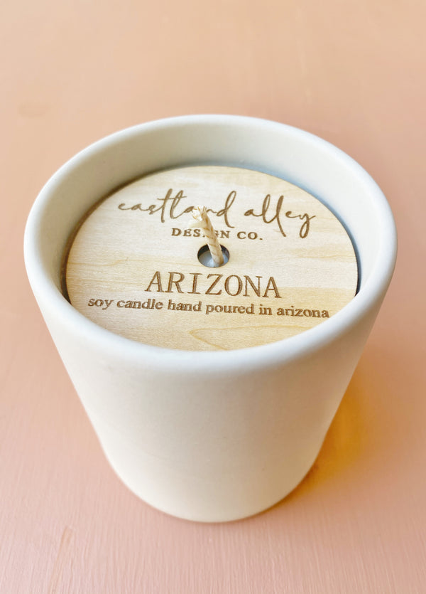 Scottsdale Soy Candle