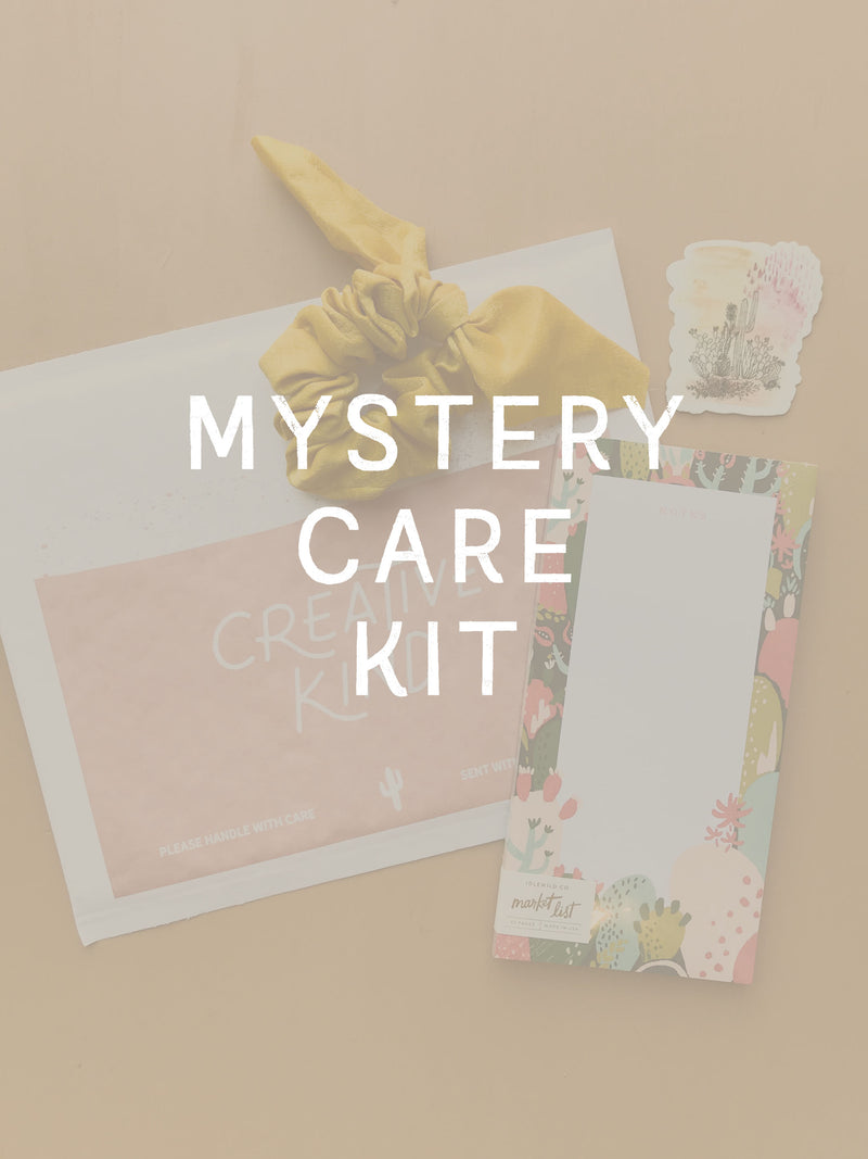 Mystery Care Kit