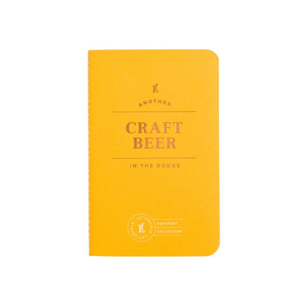 Craft Beer Passport Journal