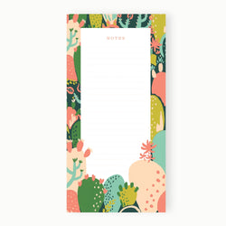 Prickly Pear Market List Notepad