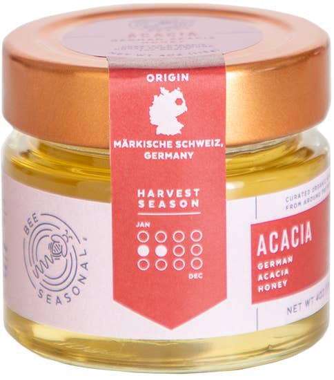 Acacia - Organic German Acacia Blossom Honey