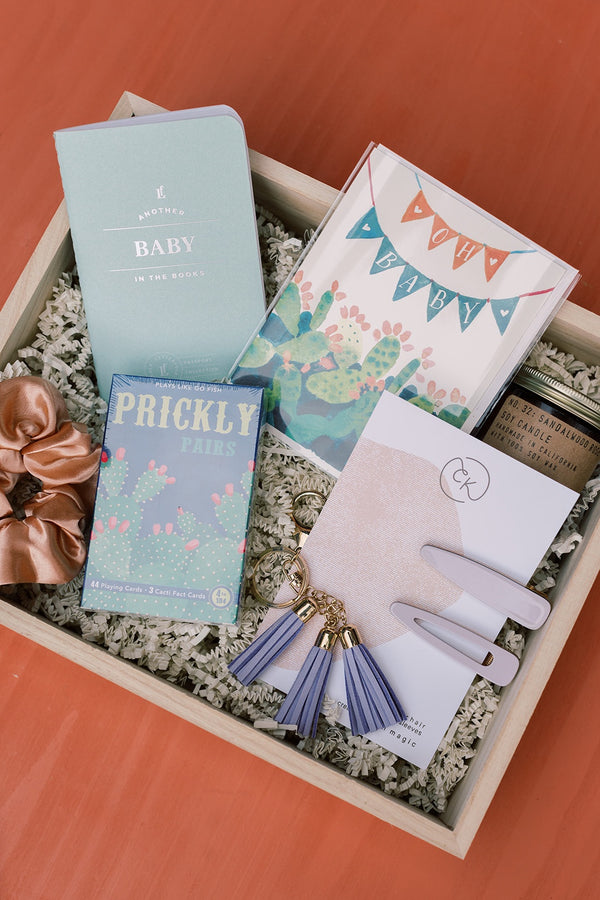 New Parents: Built For You Gift Box