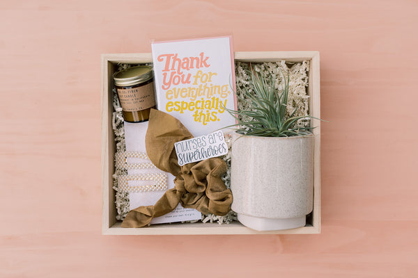 Thank You, Doctor/Nurse! Gift Box