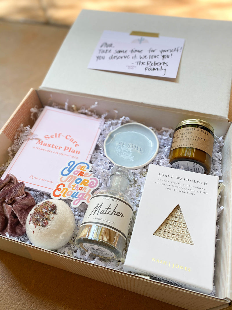Take Care Pre-Made Gift Box