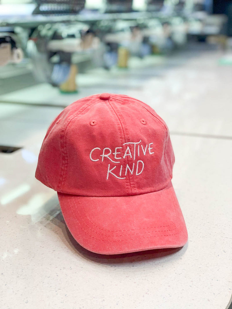Creative Kind Tucson Dad Hat
