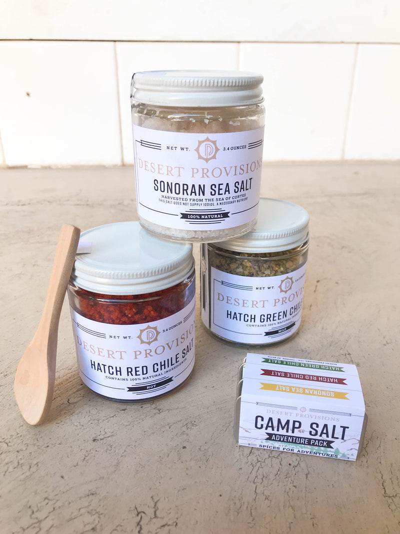 Camp Salt Adventure Pack