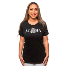 Load image into Gallery viewer, Maui Built Aloha Pineapple Women's T-Shirt