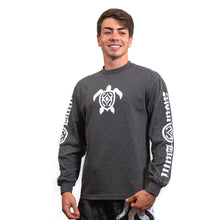 Load image into Gallery viewer, Maui Built Hawaiian Turtle Long Sleeve T-shirt