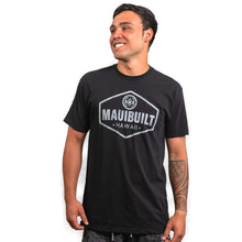 Load image into Gallery viewer, Maui Built Hex Logo Modern Fit T-shirt