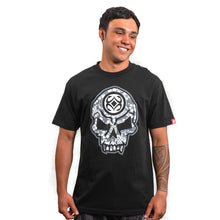 Load image into Gallery viewer, Maui Built Logo Skull Classic Fit T-shirt