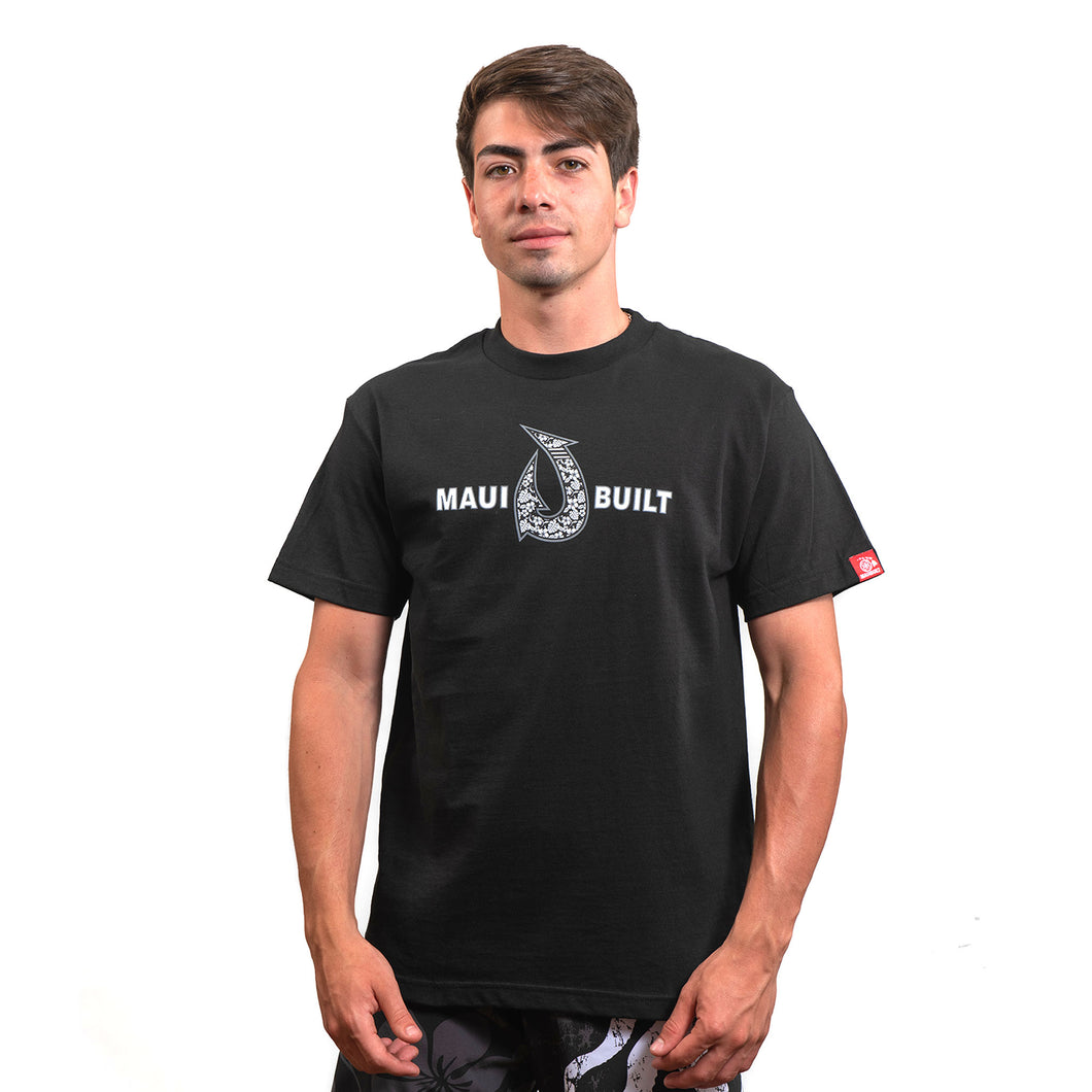 Maui Built Hook Classic Fit T-shirt