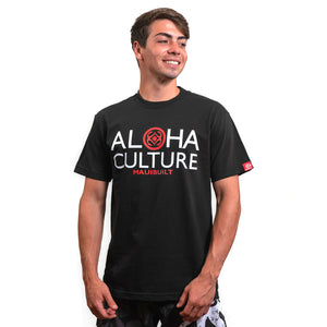 Maui Built Aloha Culture Classic Fit T-shirt