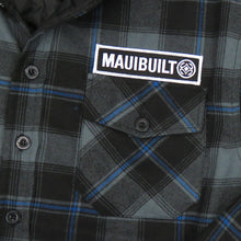 Load image into Gallery viewer, Maui Built Insulated Flannel Jacket
