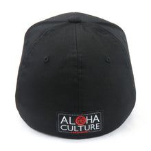 Load image into Gallery viewer, Maui Built Aloha Logo Embroidery Flex Fit Cap