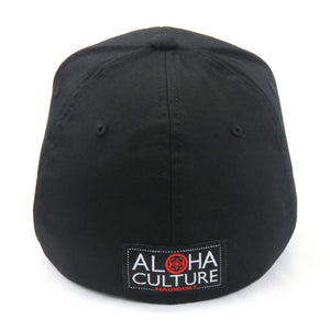 Maui Built Red Hook Logo Embroidery Flex Fit Cap