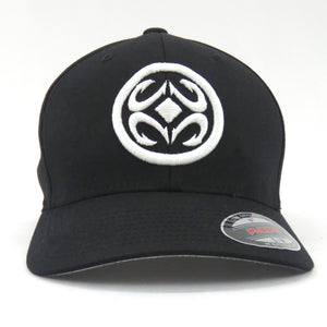 Maui Built Circle Logo Embroidery Flex Fit Cap